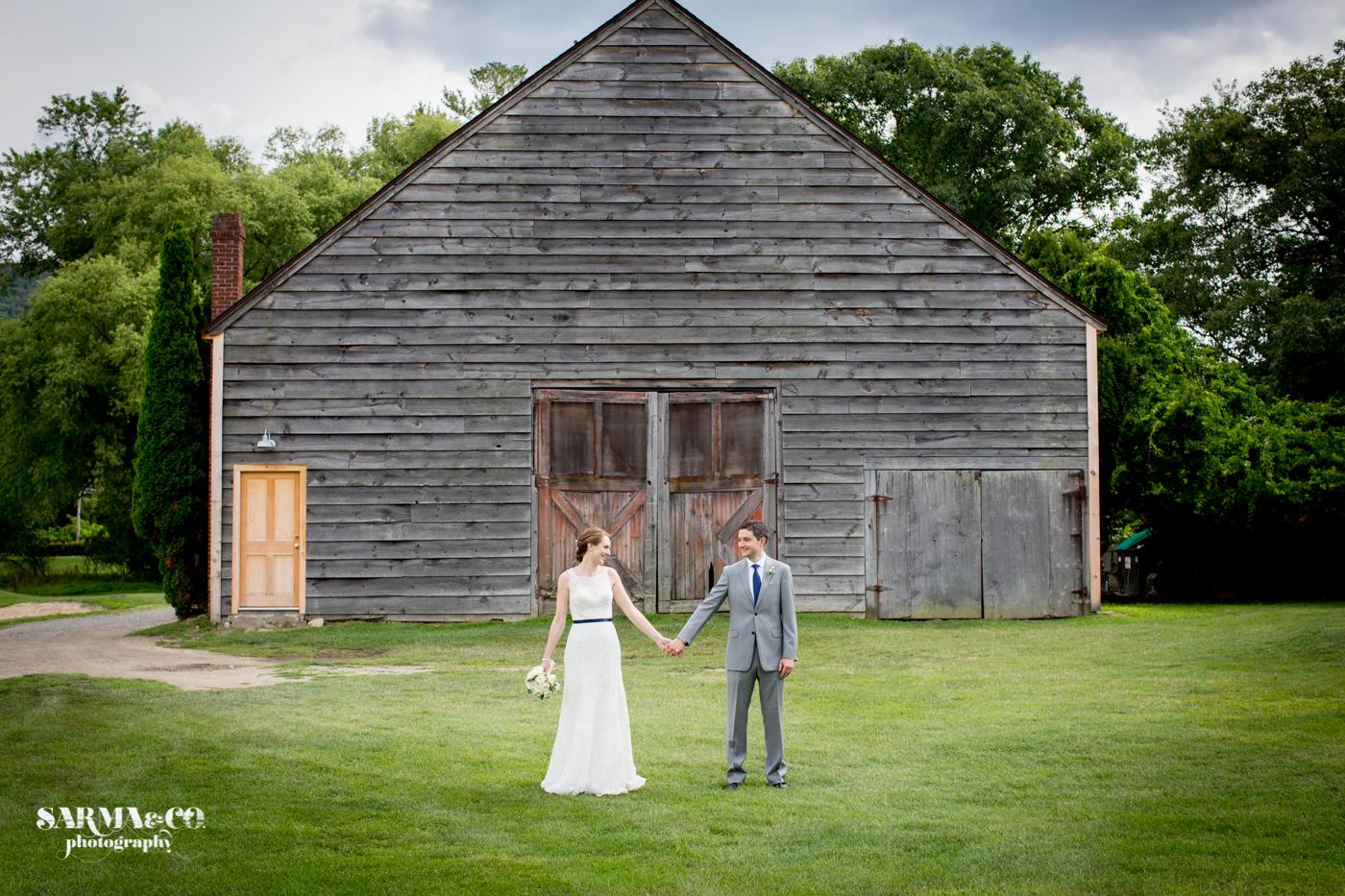 Highlands Country Club Rustic Wedding