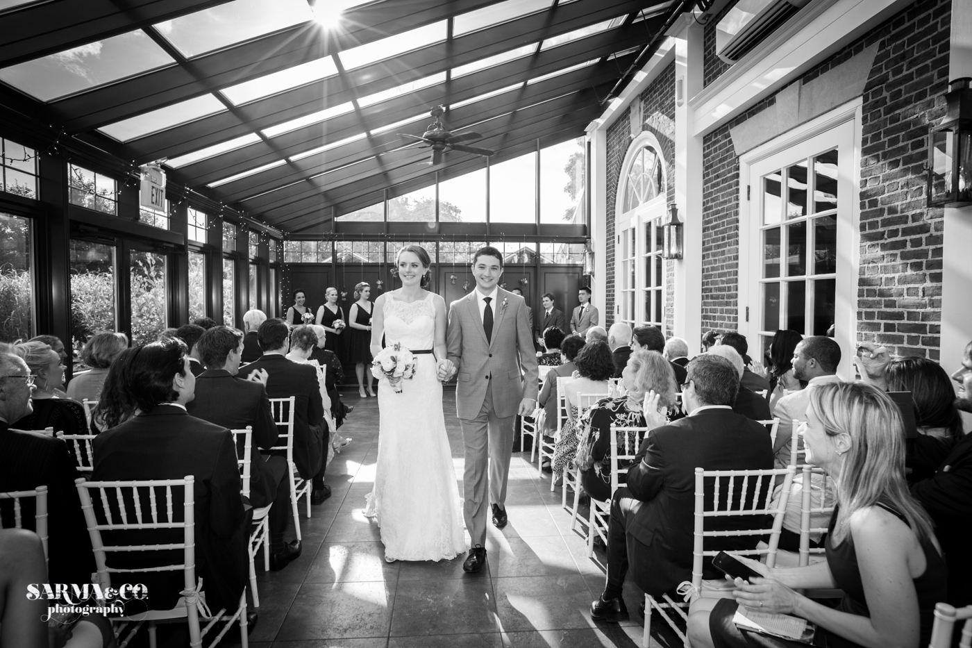 Wedding Ceremony at The Highlands Country Club