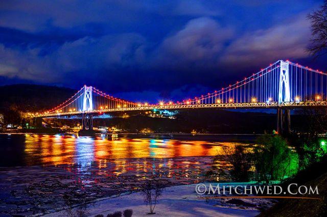 The Grandview Hudson Bridge