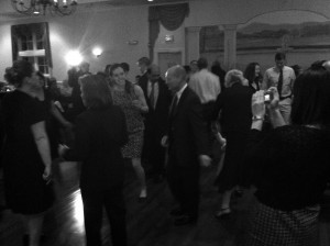 dancing at hudson Valley wedding
