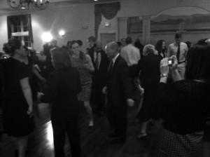 dancing at hudson Valley wedding