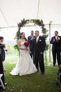Benmarl Winery Wedding