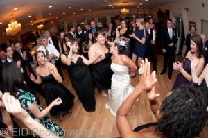 Wedding Party Dancing Le Chamborde