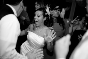 Bride Dancing Le Chamborde