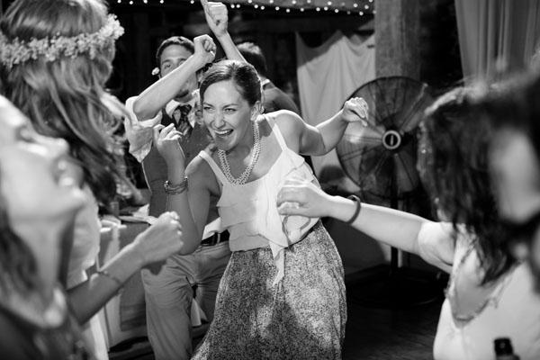 Barn Wedding Dance Party Hudson Valley NY