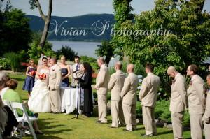 Thayer Hotel wedding