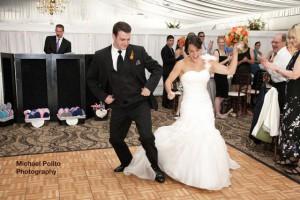 DJ Domenic Grandview wedding