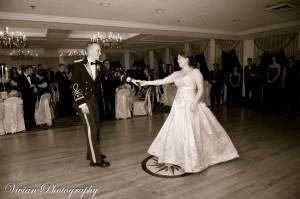 Thayer Hotel wedding DJ