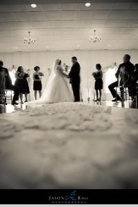 Dutchess Manor wedding ceremony