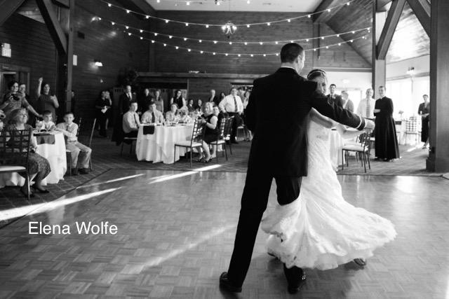 Hollow Brook Golf Club Wedding DJ