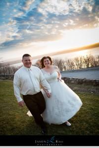 Hudson Valley River Wedding Dutchess Manor
