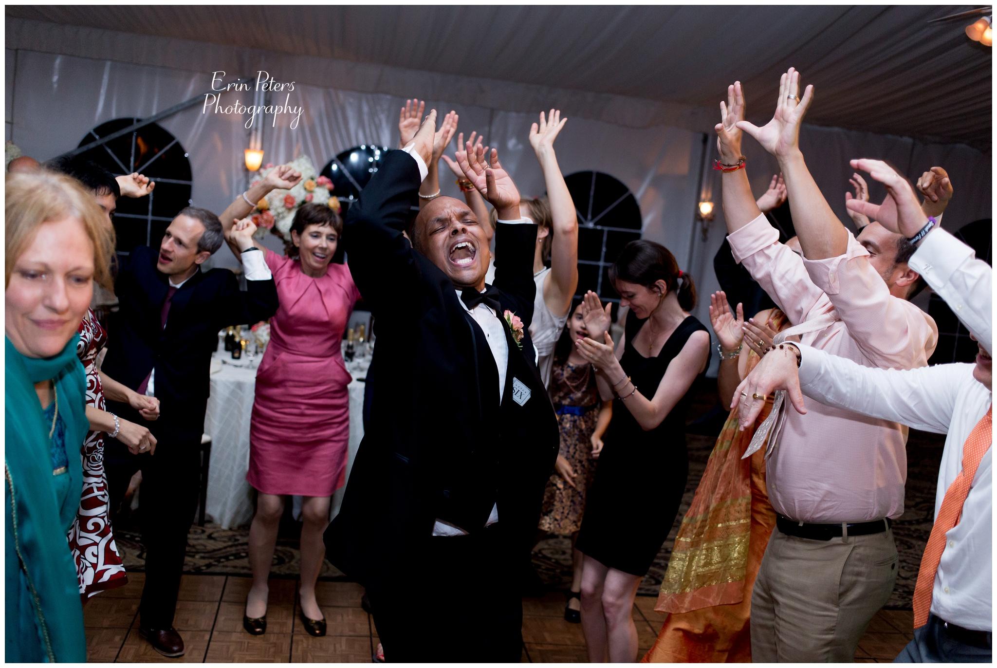 DJ Domenic Hudson Valley Wedding DJ