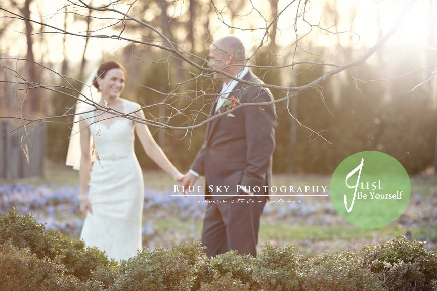 Locust Grove wedding couple