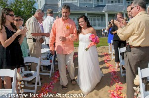 Madison Beach Wedding Bride