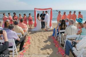 Madison Beach Wedding, Madison CT