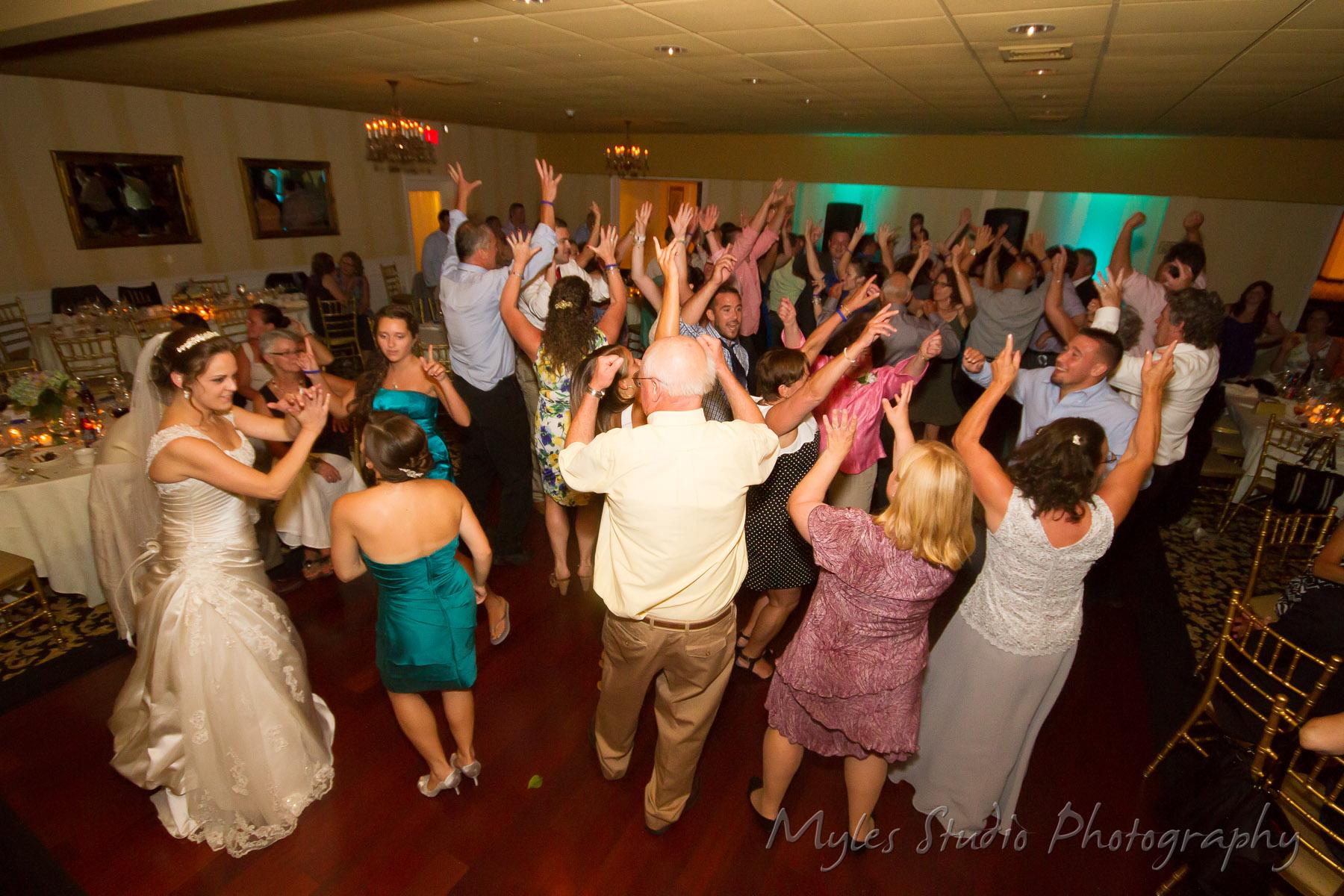 Hudson Valley wedding DJ Domenic - Dutchess Manor
