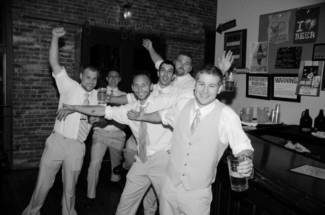 Newburgh Brewery Wedding