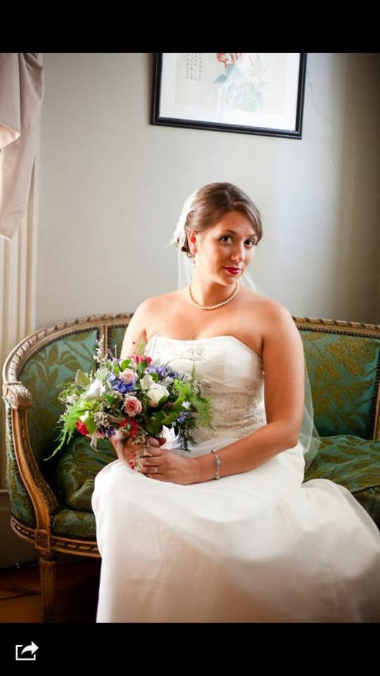 Secret Garden Florists wedding 3
