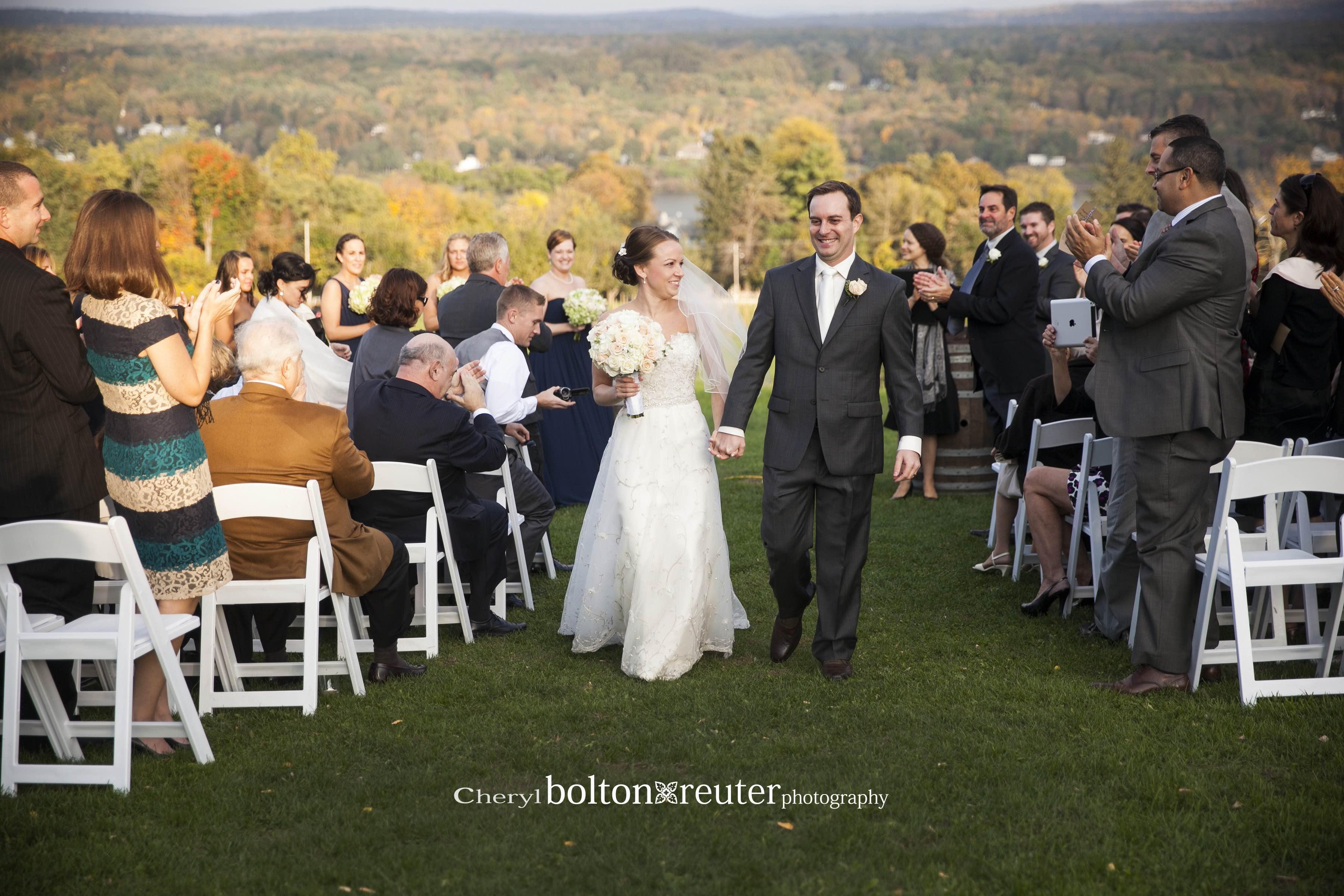 Vineyard Wedding Hudson Valley