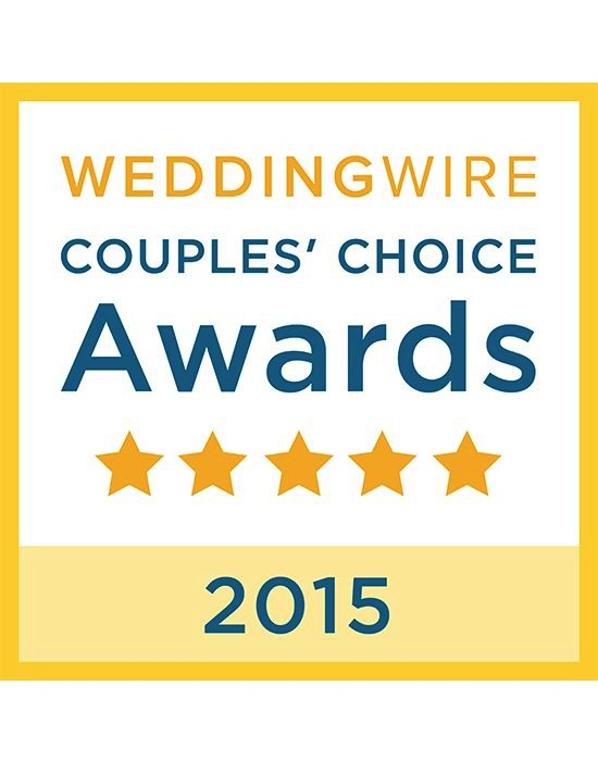 Wedding Wire Couples Choice award DJ Domenic 2015