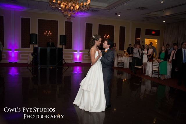 Hudson Valley Bride and Groom