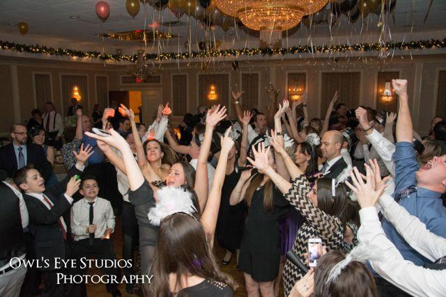 New Years Eve Wedding DJ