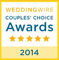 2014 Wedding Wire Couples' Choice Awards