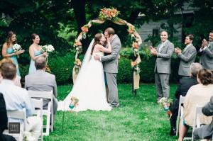 Hudson Valley Wedding Locust Grove