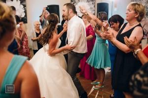 Hudson Valley wedding DJ Domenic Entertainment